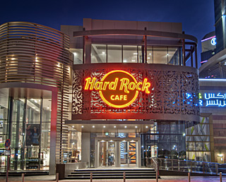 Mon aventure Hard Rock Cafe 2014