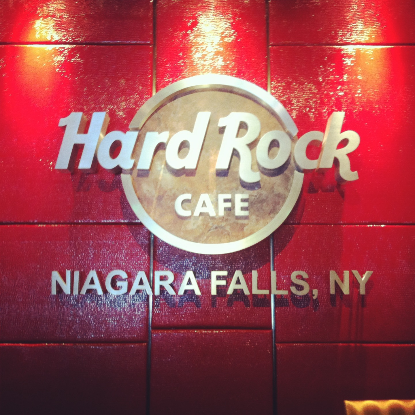 Hard Rock Cafe Niagara Falls NY