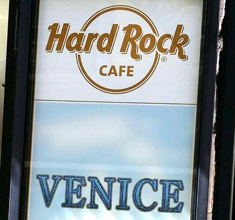 Mon aventure Hard Rock Cafe 2015