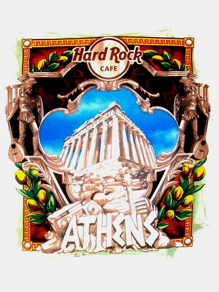 Hard Rock Cafe Athènes