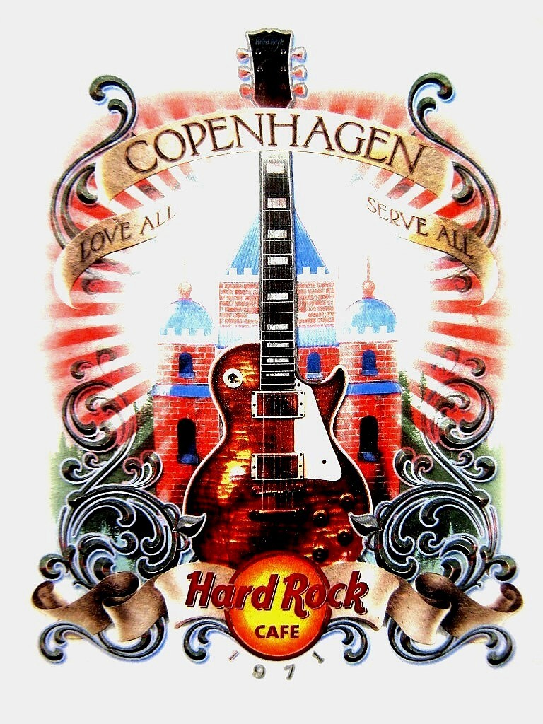 Hard Rock Cafe Copenhagen