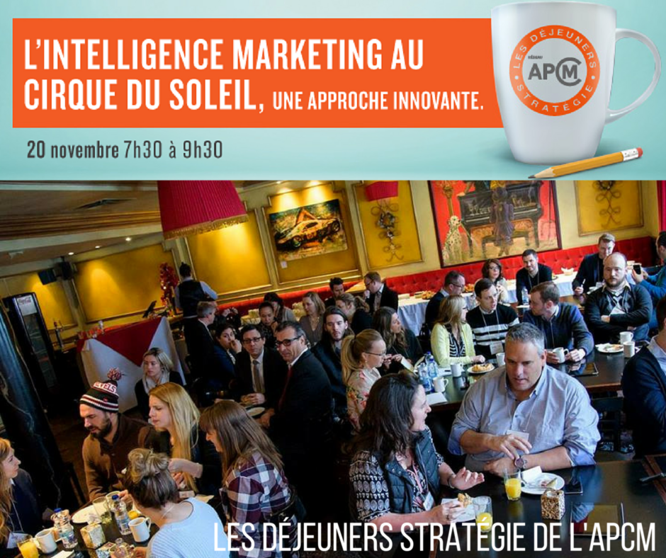 Intelligence marketing, c'est quoi?