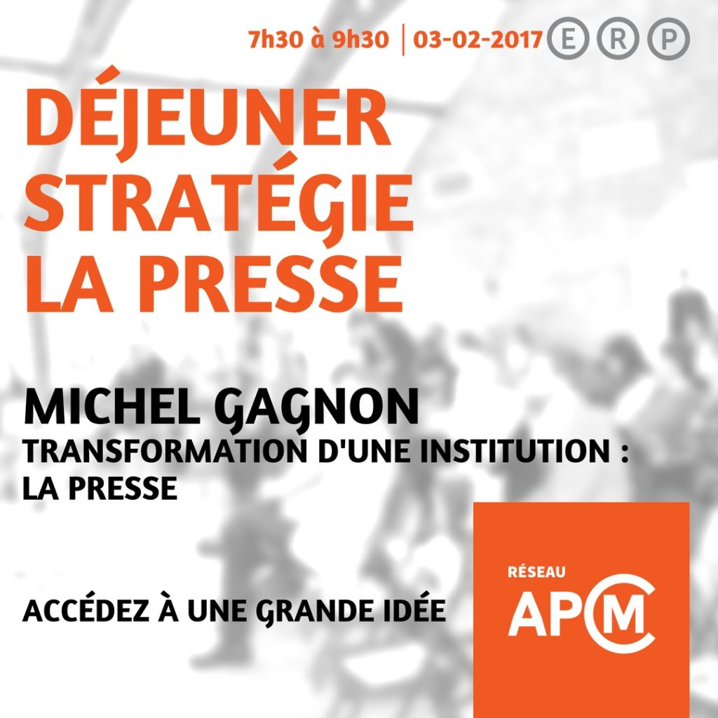 Transformation d'une institution : de La Presse à La Presse+