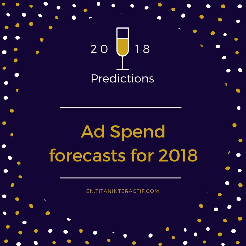 2018 Ad Spend Forecast