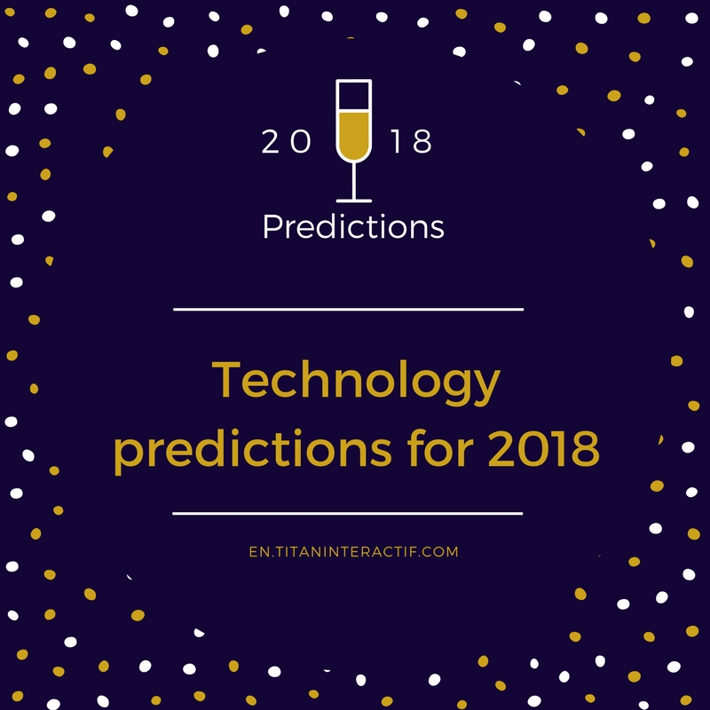 2018 Technology Predictions