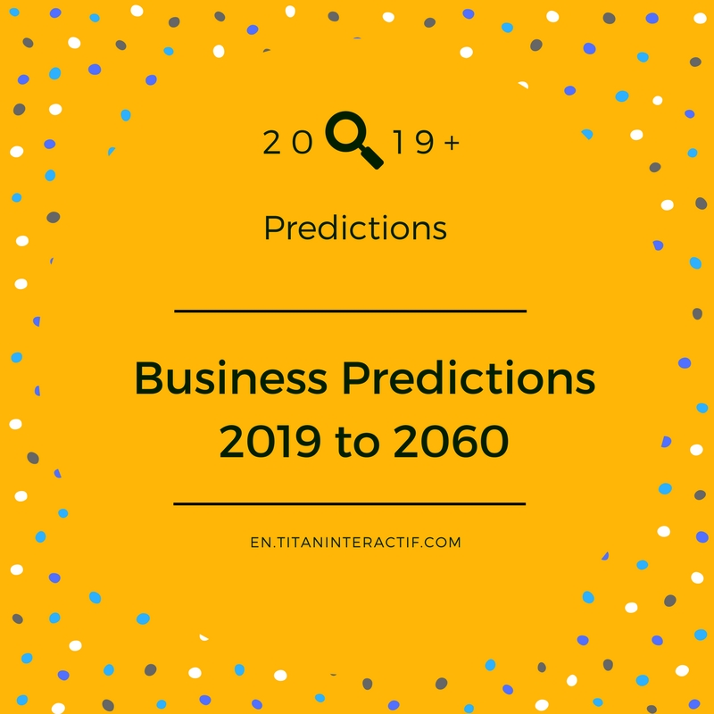 2019 Business Predictions