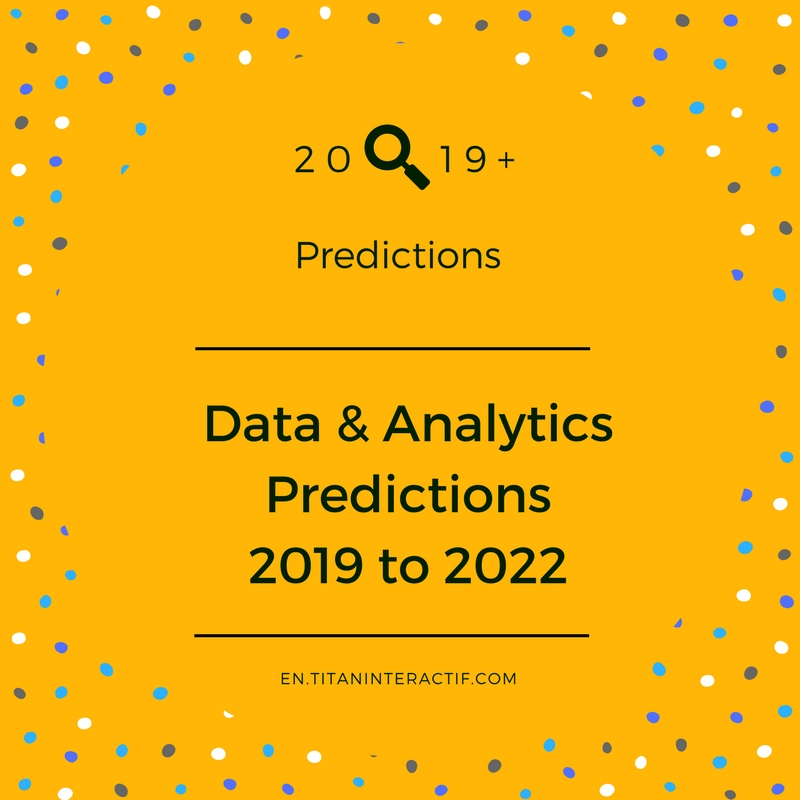 2019 Data & Analytics Predictions
