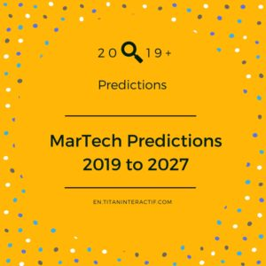 2019+ martech predictions