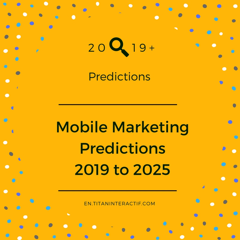 Mobile Predictions for 2019