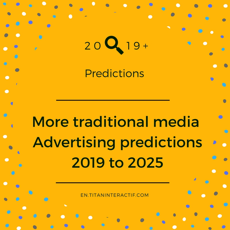 More Traditional Media Predictions