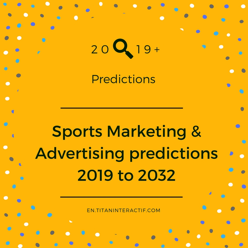 Sports Marketing Forecast for 2019 and beyond