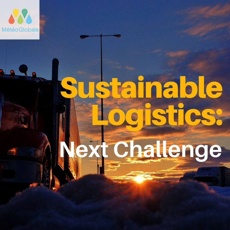 Sustainable logistics, enterprise's new challenge