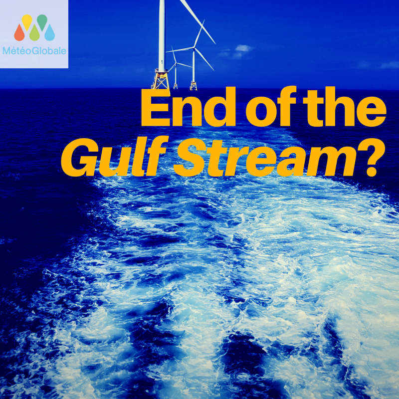 Will the Gulf Stream eventually just stop?