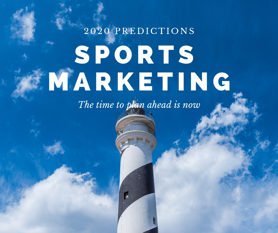 Sports Marketing Forecast for 2020 and beyond