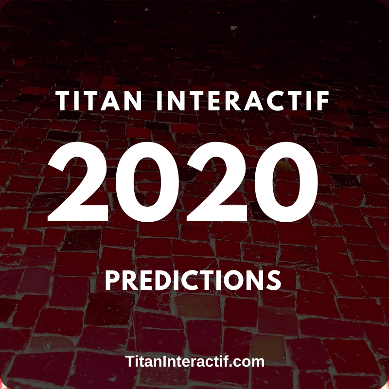 2020 Predictions – are you prepared?