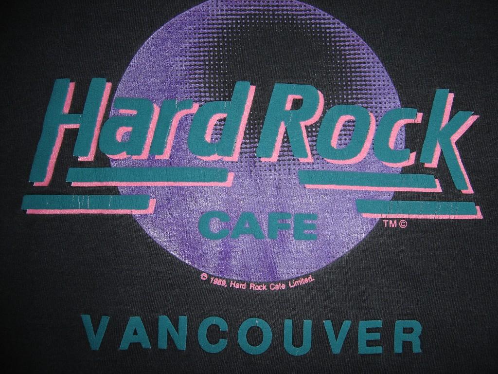 Hard Rock Cafe Vancouver