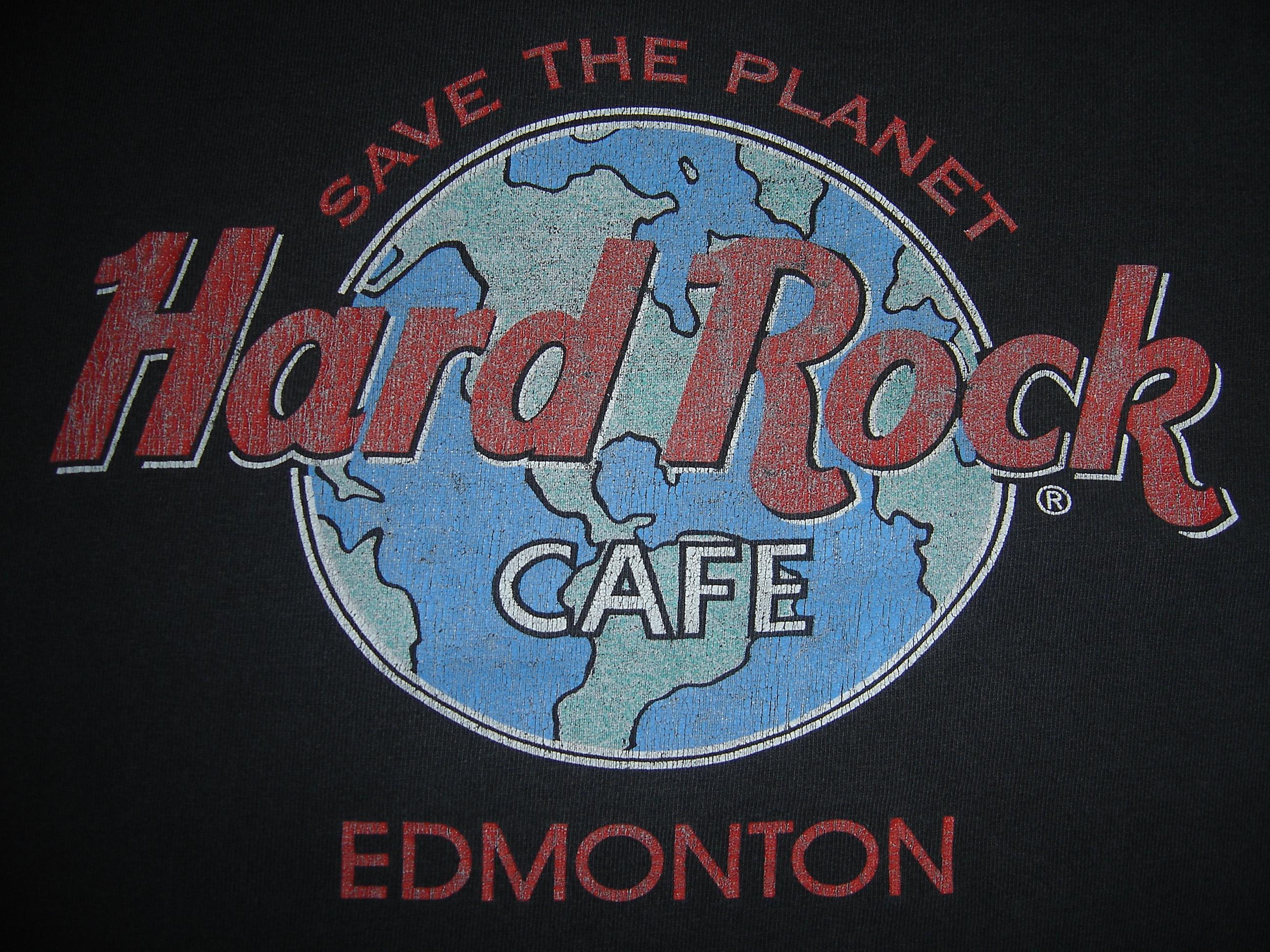 Hard Rock Cafe Edmonton