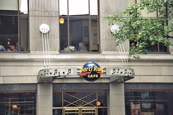 Vancouver Hard Rock