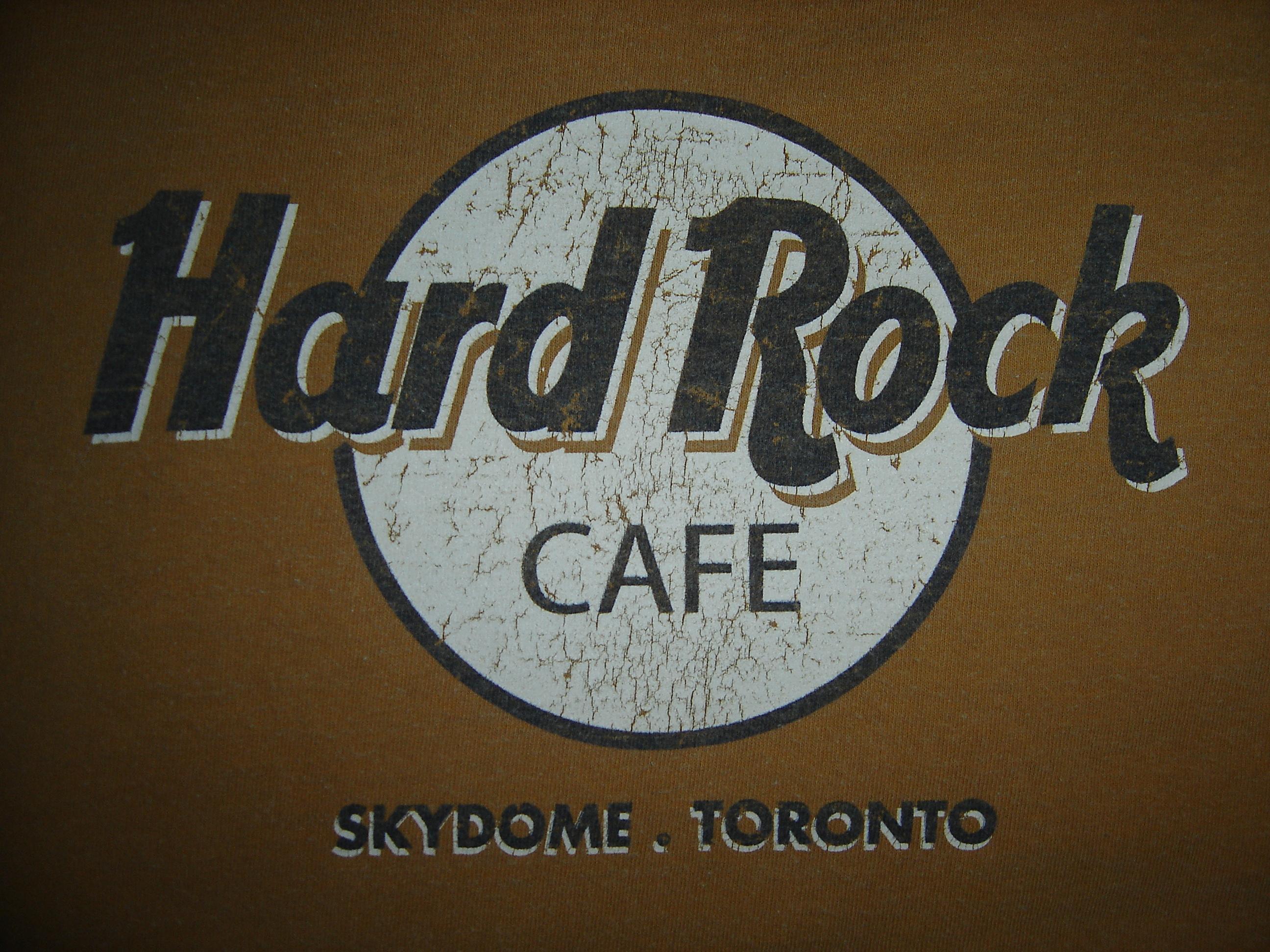 Hard Rock Cafe Skydome