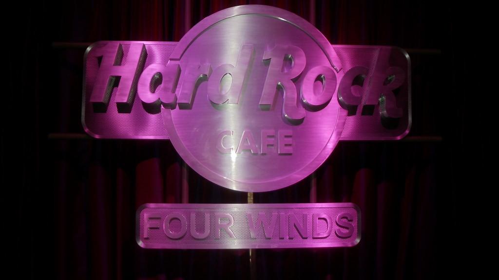 Hard Rock Cafe Four Winds