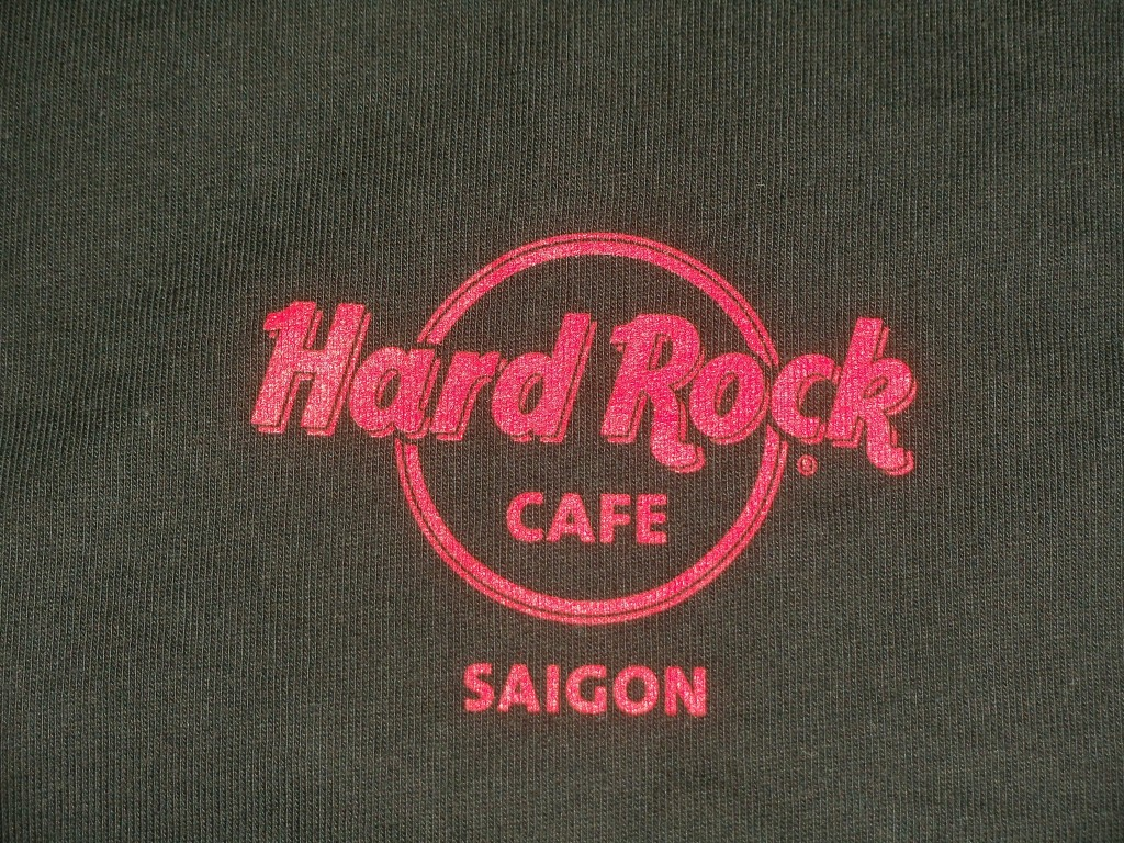 Hard Rock Cafe Saigon