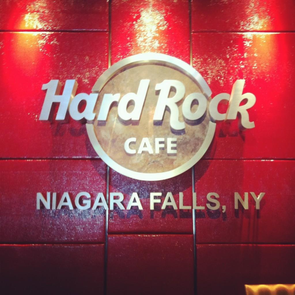 Hard Rock Cafe Niagara Falls NY