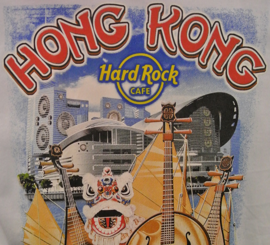 Hard Rock Cafe Hong Kong LKF