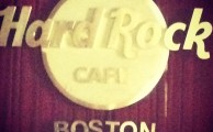 Hard Rock Cafe Boston 2014