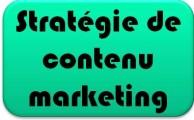Stratégie de contenu marketing