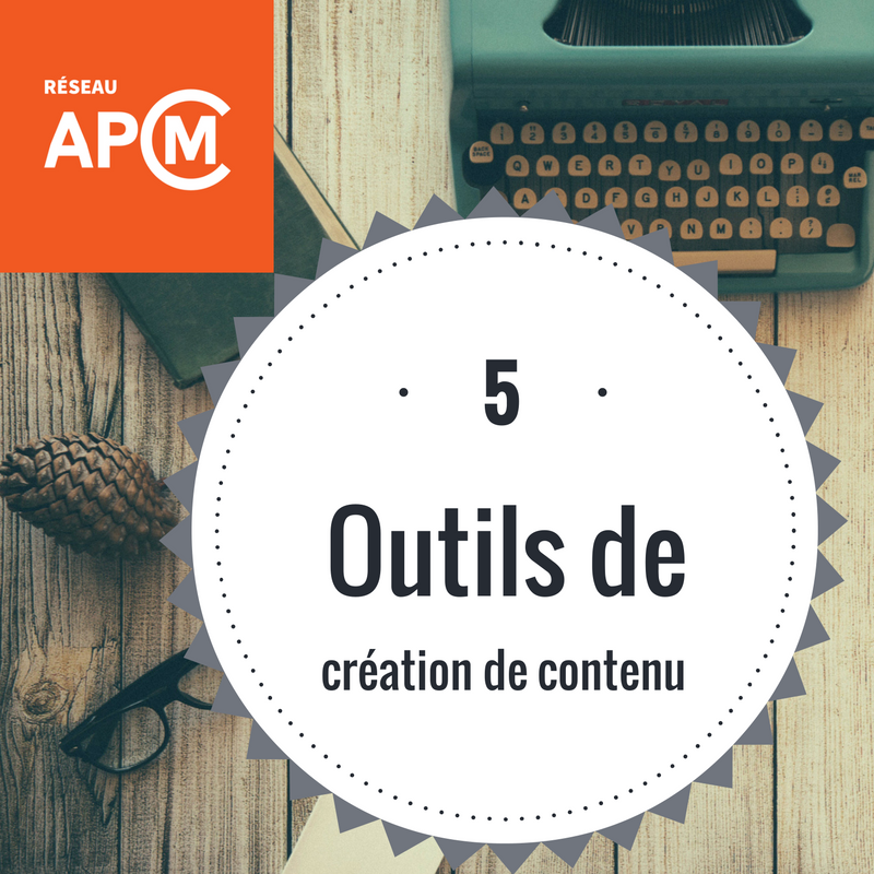 5 outils d'idéation de contenu