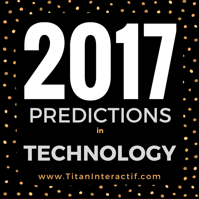 2017 Technology Predictions