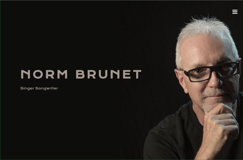 Site web Norm Brunet