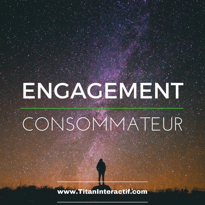 L'engagement du consommateur est directement lié à quelle fonction de l'entreprise?