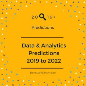 2019+ data & analytics predictions