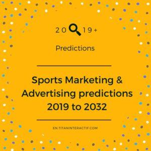 2019+ sports marketing forecast