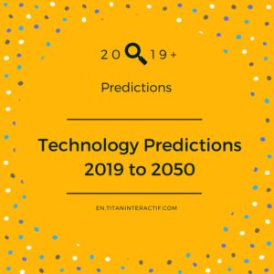 2019 technology predictions