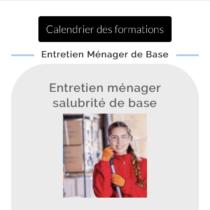 Site Mobile  CF Salubrité