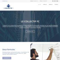 site web Le Collectif FC