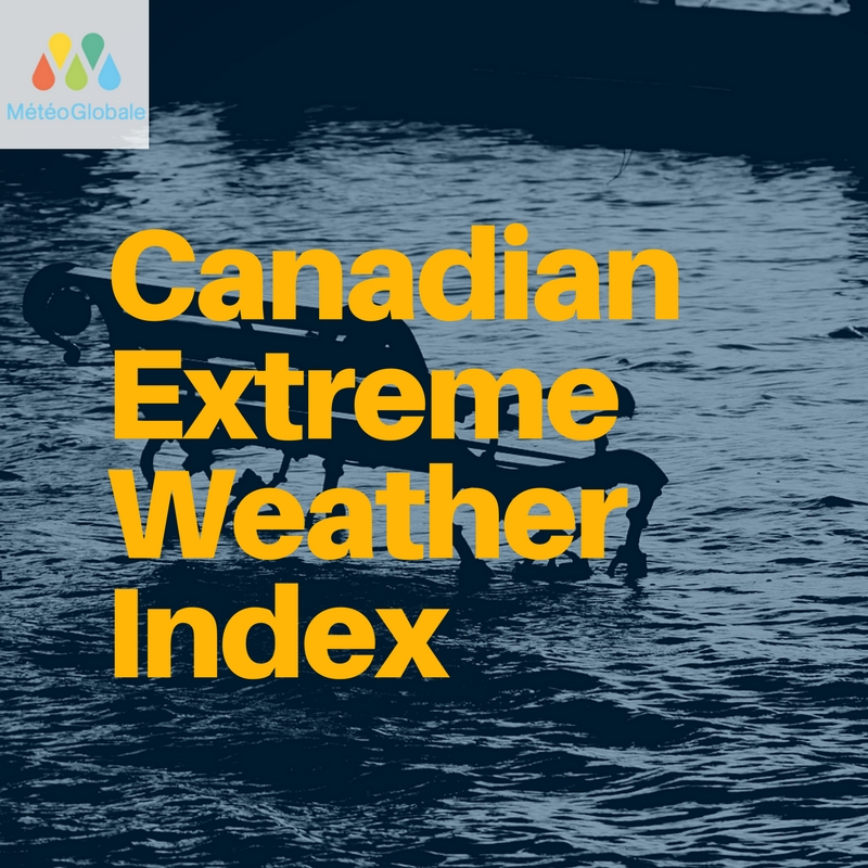 The Canadian Extreme Weather Index