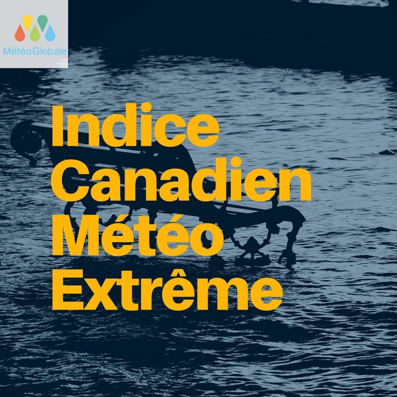 Indice canadien sur les extrêmes météos