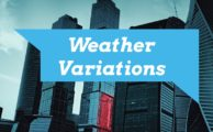 weather variations