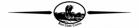 Bear Creek Capital