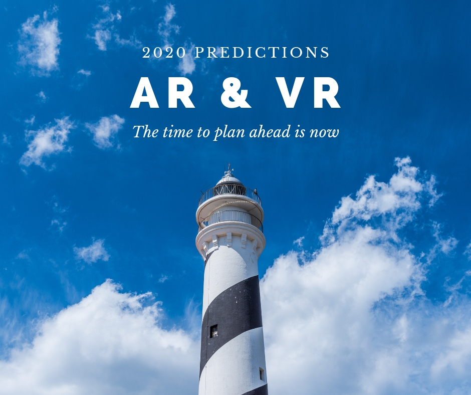 AR & VR Predictions for 2020