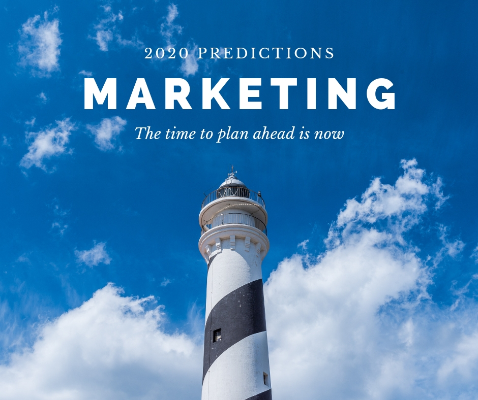 Marketing Predictions for 2020 & Beyond