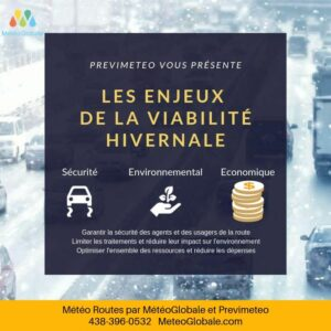Hiver Météo Routes par MétéoGlobale et Previmeteo