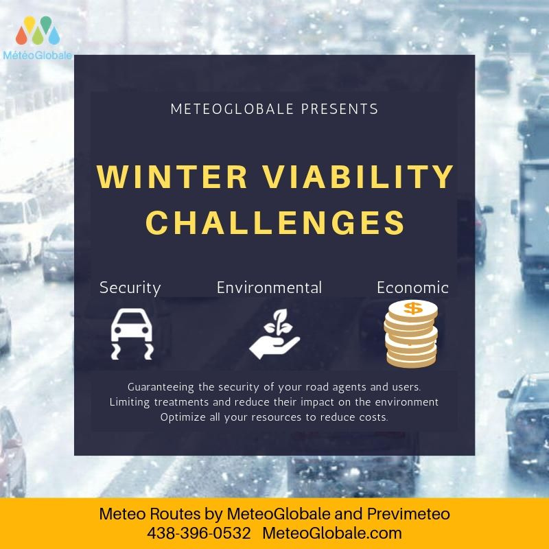 Winter is upon us – Meteo Routes is ready!